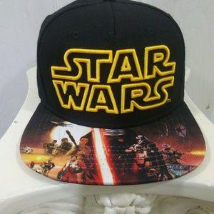Star Wars Snap Back Baseball cap